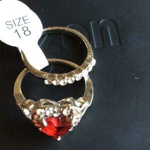 Ring beautiful new
